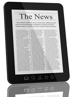 News Tablet